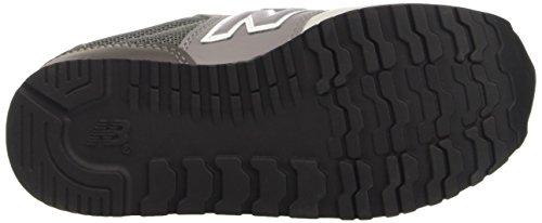 New Balance Nbkv500ygp, Chaussures de Football Garçon Gris - Grigio (Grey)