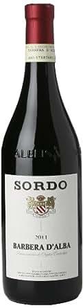 Az Agr. Sordo Barbera d'Alba D.O.C. 2011 (3 Flaschen), 3er Pack (3 x 750 ml)