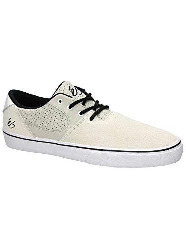 Herren Skateschuh Es Accel Sq Skateshoes White/White/Black