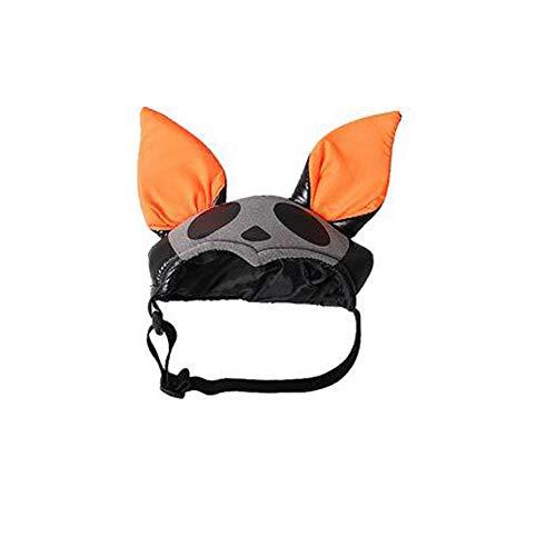 Halloween Party Set S-Code Halloween Haustier verkleiden Sich Schwarze Fledermaus Hut 1 Packung für Festival Cosplay Halloween ()