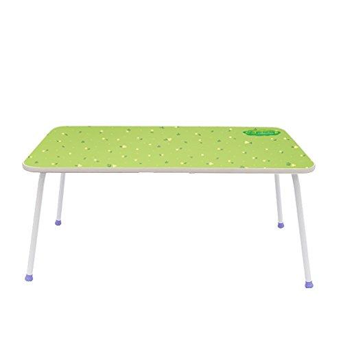 Klapp-laptop-tisch Verstellbare (Verstellbare Laptop Bett Tisch, Bett Tablett Tisch, tragbare Stehpult, mit faltbaren Beinen, faltbare Sofa Frühstückstisch, Notebook Stand lesen Halter für Couch Boden (L57cm * W34cm * H28cm) ( Farbe : A ))