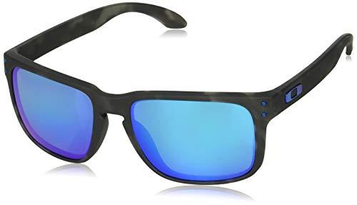 Oakley Herren Sonnenbrille Holbrook Schwarz (Negro) 55
