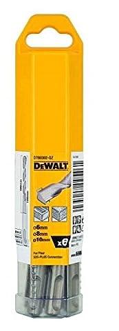 DeWALT SDS-plus Bohrer Set 6-er teilig, DT60302-QZ
