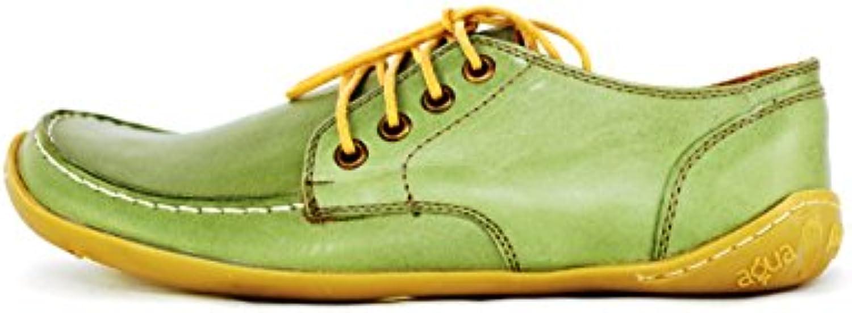 Zapatos Aguapatagona, Modelo Huesos Rauli, Hechas a Mano, Piel Genuina, -
