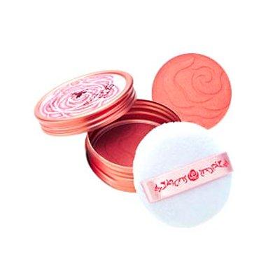 (6 Pack) SKINFOOD Rose Essence Blusher #3 Brown