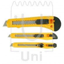 SW-Stahl PVC Jeu de lames, 3 pièces, 90605sb
