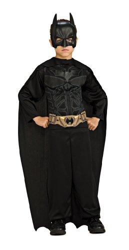 Dem Batman Kostüme Kind Vor Vorsicht (Rubies 3881654 - Kostüm für Kinder - Batman,)