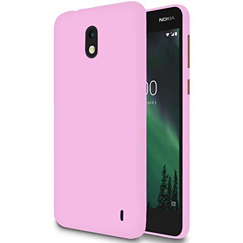 Cover Resistente per Nokia 2   Rosa   Protezione Antiurto Integrale