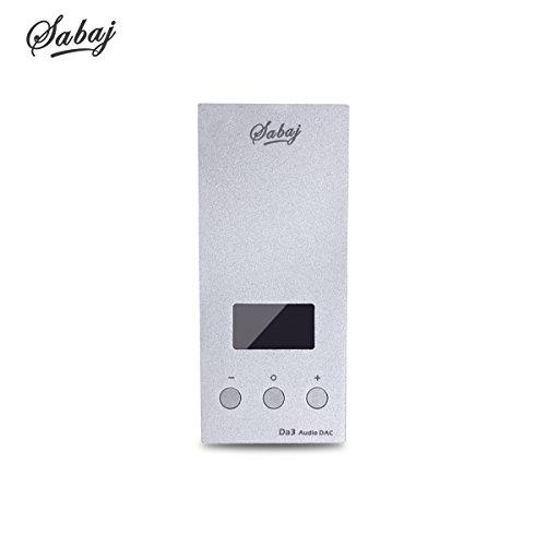 Sabaj SABRE9018Q2C DSD512 - Amplificador Auriculares