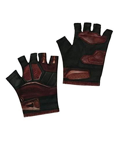 Horror-Shop Star-Lord Kinderhandschuhe für Fasching & ()