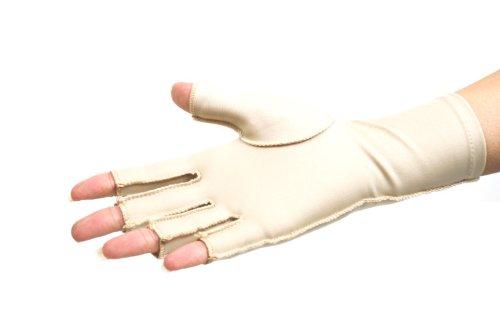 Ability Superstore Fingerloser Ödeme-Handschuh, rechts, medium