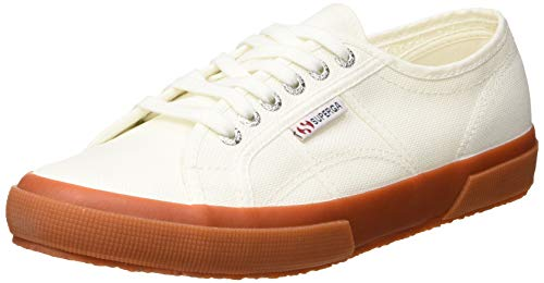 Superga GS000010U, Scarpe Sportive Basse Unisex Adulto, Bianco (White Gum), 40 EU