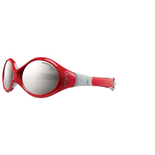 Julbo  1892313C Oval Sonnenbrille, Red