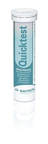 Bayrol 288022 QuickTest Teststreifen