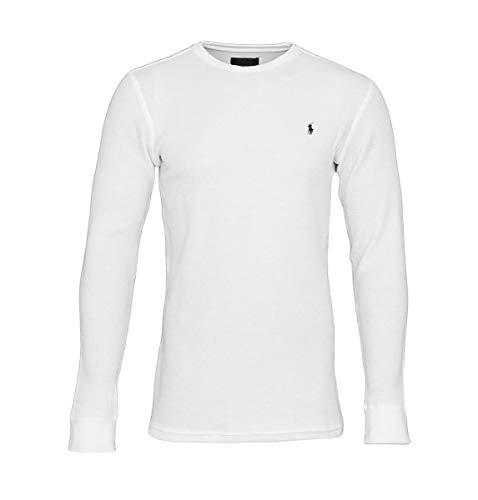 Ralph Lauren Longsleeve Sweater 71470522 8005 Natural SH18-RLS1 Größe M