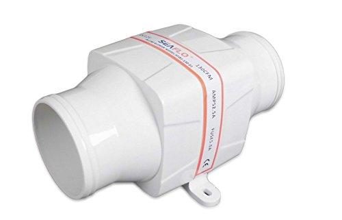 Seaflo ® Blower 3' Motorraumlüfter 12 V (Motor Belüftung Lüfter)
