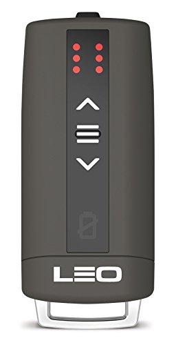 LEO Smartkey - Portachiavi completamente automatico per massimo 6 chiavi, colore: Antracite