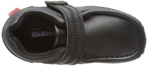 Kickers  Fragile Strap3 IM, Mocassins (loafers) Garçons Noir - noir