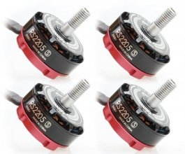 Emax RS2205S 2300KV Cooling Series Brushless Motor for Racing Drone Quadcopter (4PACS)