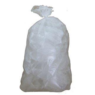 Preisvergleich Produktbild 25 Stk. Müllsäcke 120 Liter, Home&Office T60extra, transparent