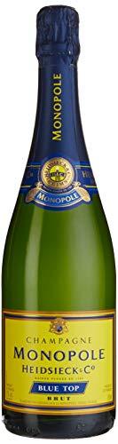 Heidsieck Monopole Blue Top Brut Champagner 1x 0,75 L