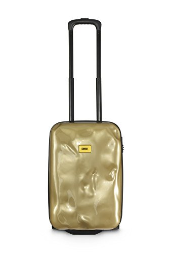 Crash Baggage, Valise Mixte Dorado 55 cm
