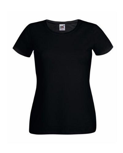 Price Drop 247 - T-shirt -  Femme Noir