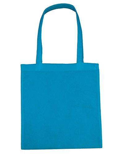 Bags By Jassz, Borsa a spalla donna Mid Blue