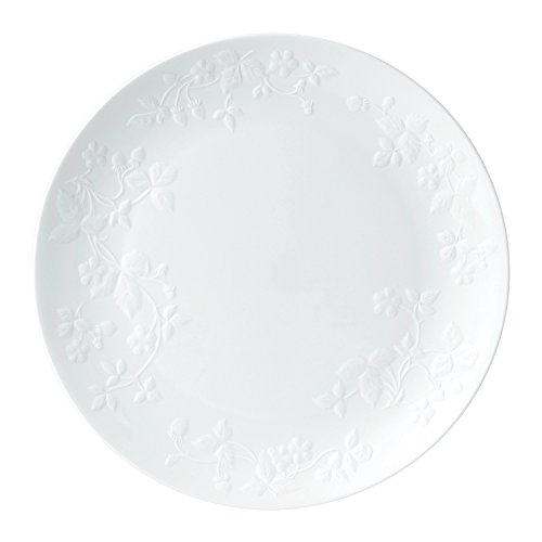 Wedgwood 40030405 Essteller Knochenporzellan Wild Strawberry White Wedgwood Strawberry