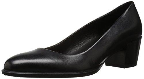 Ecco Shape 35, Escarpins Femme Noir (1001Black)