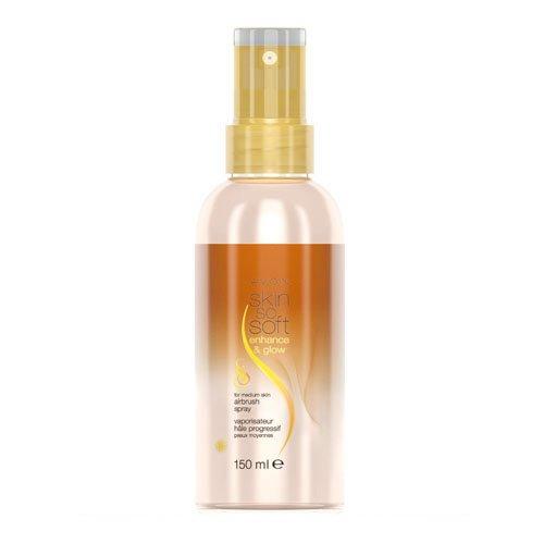 Avon Skin So Soft Gradual Tan Airbrush
