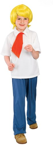 (Scooby Doo Fred Child Costume Medium)