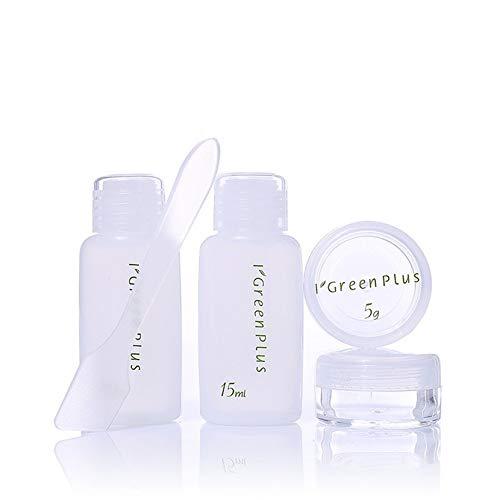 Yofafada Vide Voyage Bouteille Set cosmétique Bouteille de Maquillage Portable Rechargeable
