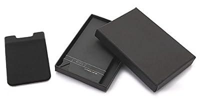 Portefeuille / Porte Carte / RFID--Homme et Femme--J-EASY--Petit et Fin--Jusqu'à 6 cartes--OFFERT: Une Pochette à Billets--Porte-Cartes/--Aluminium--Solide et Simple--Protège des Vols et Ondes RFID