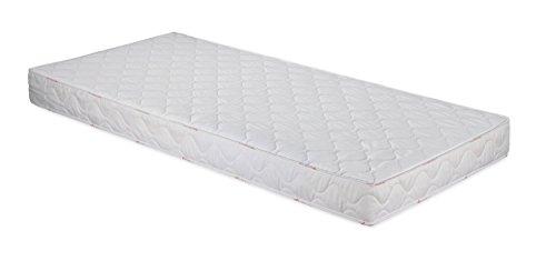 Badenia Bettcomfort Roll-Komfortmatratze, Trendline BT 100 H2, 140x200 cm, weiß