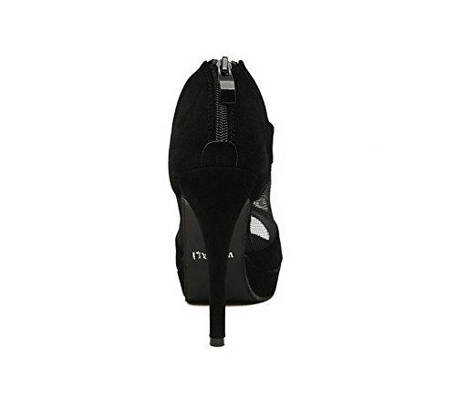 Unknown 1to9mmsg00108 - Ballerines Femme Noire