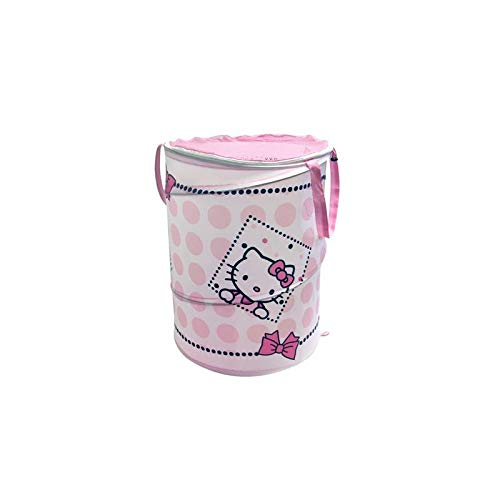Jemini - HELLO KITTY Panier a linge Pop Up