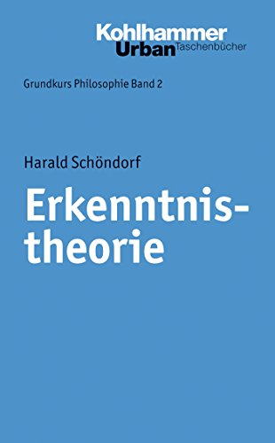 Erkenntnistheorie (Urban-Taschenbücher 346)