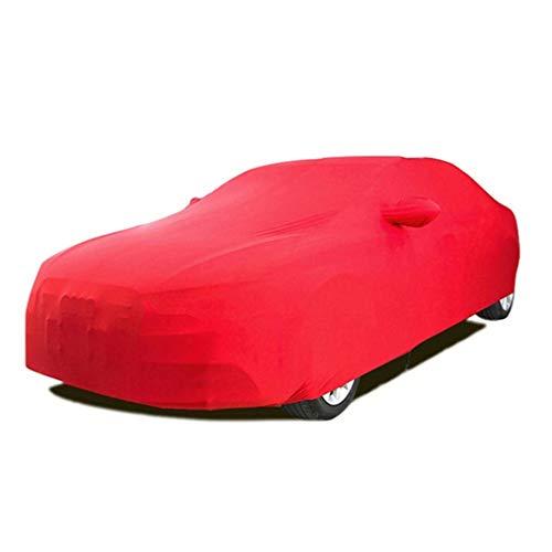 JIJIHAO Guajian (Für Toyota Serie) benutzerdefinierte Version PU Leder Stretch Auto Kleidung Stereo Schneiden im Freien wasserdicht (Keller, Auto Show, Autohändler) gewidmet chezhao - Camry Stereo