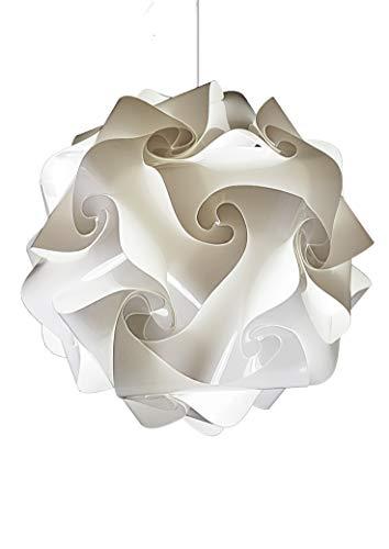 Bellissimo e originale lampadario a sfera per cucina sala salone camera da letto fiocco 35 cm consegnato montato illuminazione moderna a led per la tua casa