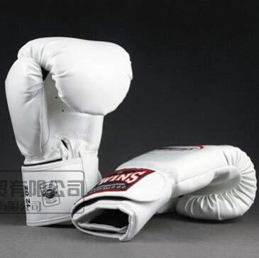 Heeydaa 10 12 14 unzen Boxhandschuhe Pu-Leder Muay Thai Guantes De Boxeo Free Fight Sandsack Trainingshandschuh Für Männer Frauen Kinder 4 Farbe (12 Unzen-boxhandschuhe Leder)