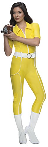 Kostüm Tmnt April - Rubie's TMNT Women's April O'Neil Fancy Dress Costume Large