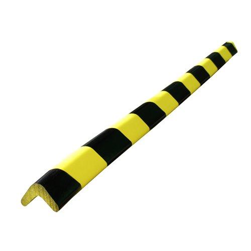 Preisvergleich Produktbild VISIO PU3030NJ Parkschutz, Ecke, 82 g, B 30 x H 750 x T 8 mm, gelb/schwarz