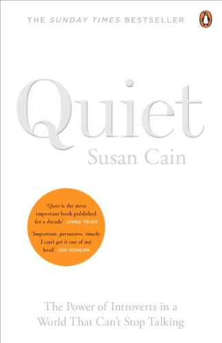 Quiet: The Power of Introverts in a World That Can't Stop Talking by [Cain, Susan]