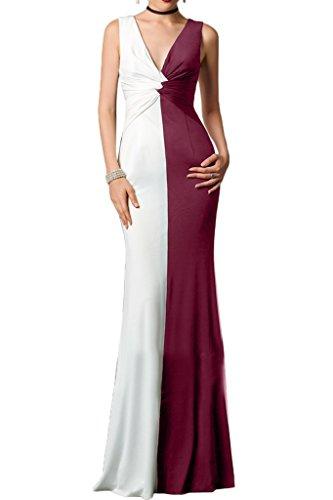 Missdressy -  Vestito  - Donna Rosso scuro