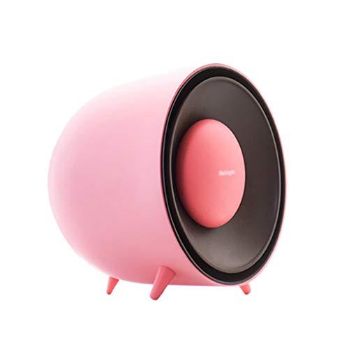 Como Kreative Mini-Heizlüfter, Abnehmbarer Handwärmer, Einknopfbedienung, Energiesparend, Mehrfachschutz