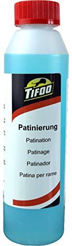 Patinierung (500 ml) - Messing/Kupfer/Bronze patinieren, Patiniermittel - Patina Farbe