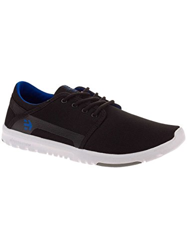 Etnies Scout, Sneakers Basses Homme (Black/Royal/White 596)