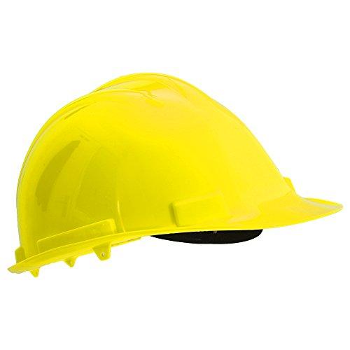 Portwest endurance - elmetto di protezione – pp (pw50) (taglia unica) (giallo alta visibilità)