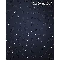WANDfee ☆ Leuchtsterne ☆☆ 400 ☆ selbstklebende EXTRASTARK leuchtende Sterne Sternenhimmel Aufkleber Kinderzimmer